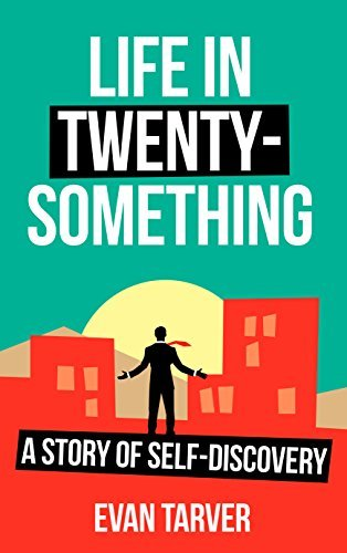 life in twenty-something book by evan tarver